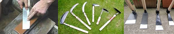 刃物の研ぎ方